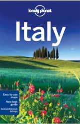 Italy průvodce Lonely Planet