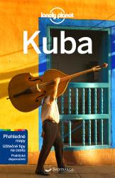 Kuba průvodce Lonely Planet