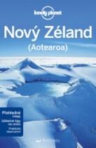 Nový Zéland průvodce Lonely Planet