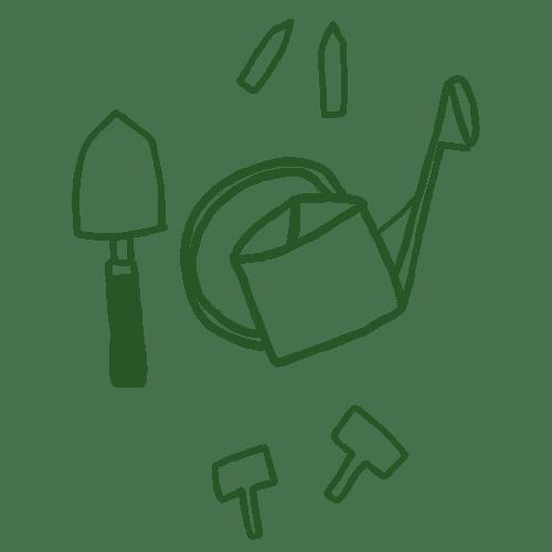 box jardinage bio : accessoires et outils de jardin éco-responsables   l'échoppe végétale