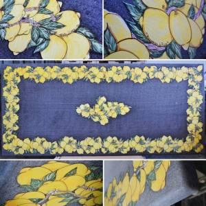 tavolo-in-pietra-lavica-dell-Etna-a-rilievo-decorato-a-mano-limoni