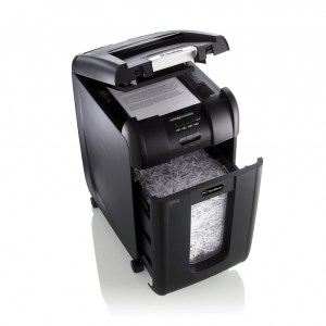 GBC Auto+300x SmarTech Auto-Feed Paper Shredder (Cross Cut)
