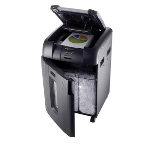 GBC AUTO+ 600x SmarTech Auto-Feed Paper Shredder (Cross Cut)