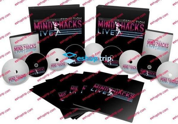JMULV – Seduction MindHacks 2018