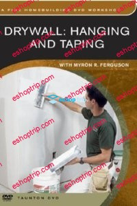 Drywall Hanging and Taping on DVD