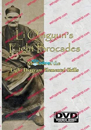 Li Qingyuns Eight Brocades DVD by Stuart Alve Olson