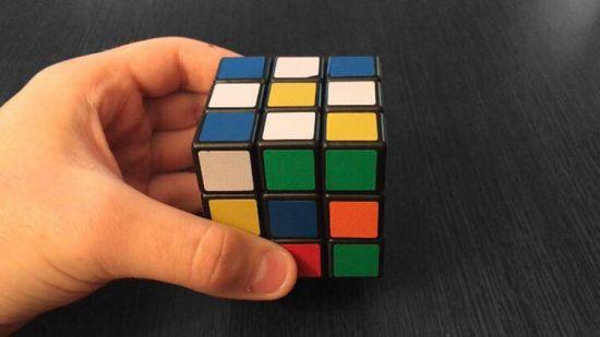 Solve Rubiks Cube Easiest Way