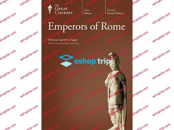 TTC Video Emperors of Rome