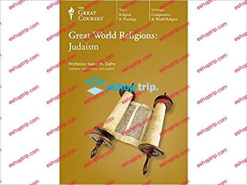 TTC Video Great World Religions – Judaism