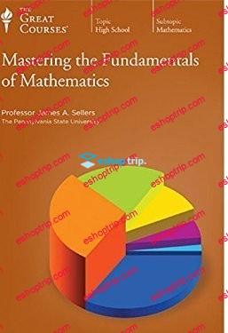 TTC Video Mastering the Fundamentals of Mathematics