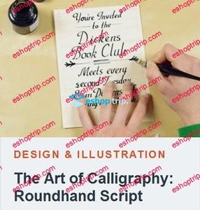 Tutsplus The Art of Calligraphy Roundhand Script 2015