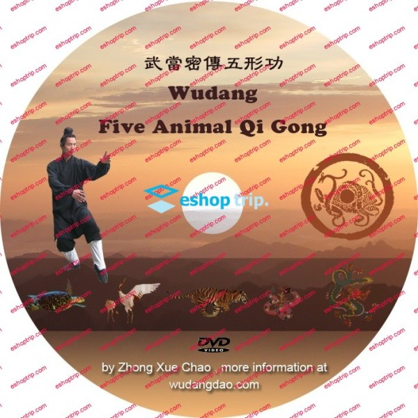 Wudang Five Animal Qigong