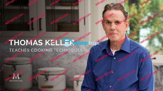 MasterClass Thomas Keller Teaches Cooking Techniques
