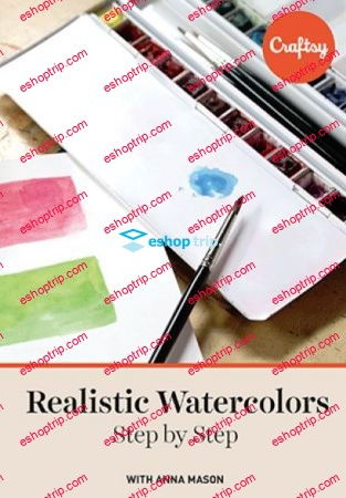 TTC Craftsy Video Realistic Watercolors Step by Step