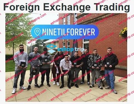 NineTilForever Foreign Exchange Trading