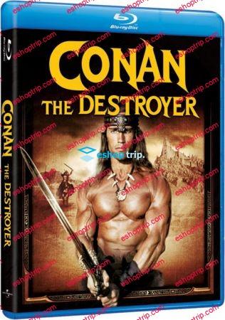 Conan the Destroyer 1984 1080p BluRay x265