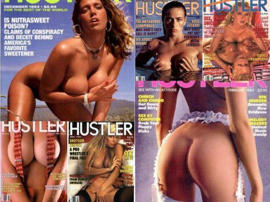 Hustler USA Full Collection 1985 1995
