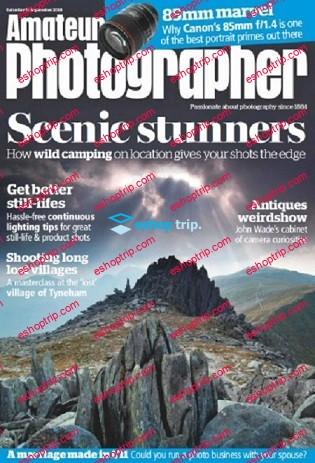 Amateur Photographer Magazines Collection 2008 2018