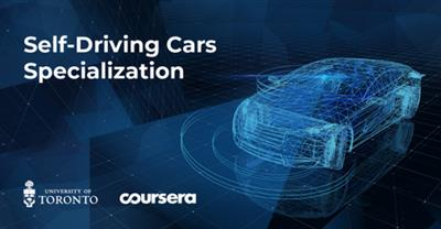 Coursera Self Driving Cars Specialization by University of Toronto
