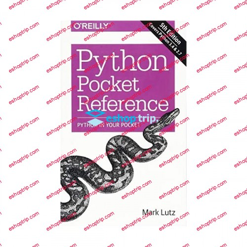 OReilly Python Series Advanced Topics in Python