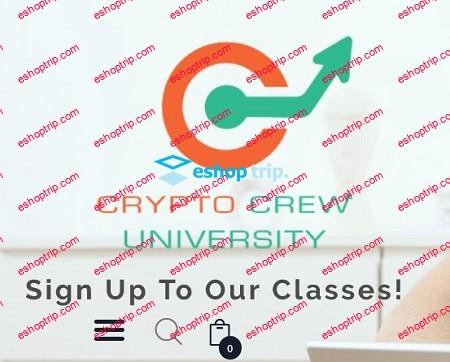 Classes Crypto Crew University Contents 1