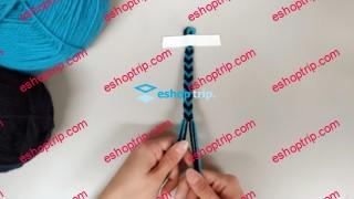 Jewelry Making Crochet Handmade Bracelet Easy lvl