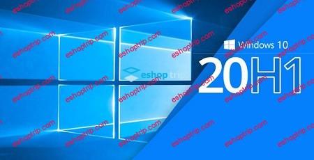 Windows 10 20H1 2004.10.0.19041.572 AIO 14in2 Multilanguage Preactivated Octobre 2020