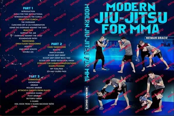 Neiman Gracie Modern Jiu Jitsu For MMA