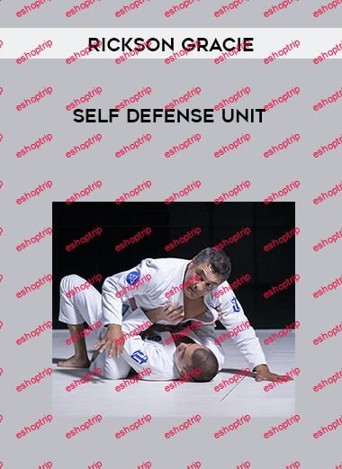 Rickson Gracie Self Defense Unit