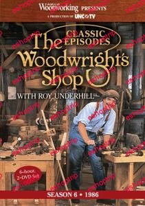 The Woodwrights Shop Season 6 Episodes 10 13