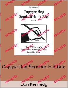 Dan Kennedy Copywriting Seminar In A Box