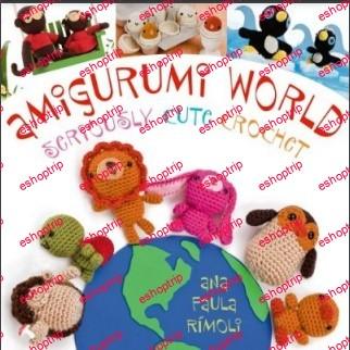 Amigurumi – Assorted Knit and Crochet Books