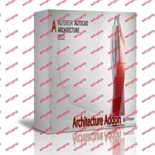 Architecture Addon for Autodesk AutoCAD 2022 x64