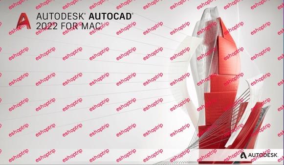 Autodesk AutoCAD 2022 macOS Multilanguage