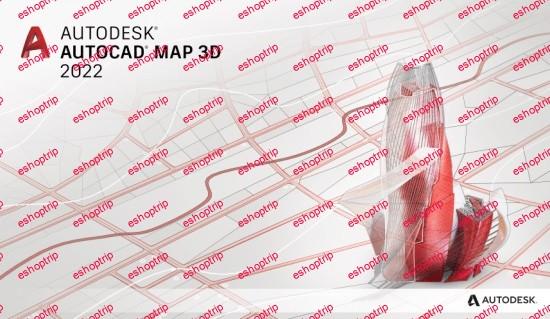 Autodesk AutoCAD Map 3D 2022 x64