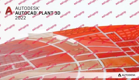 Autodesk AutoCAD Plant 3D 2022 x64