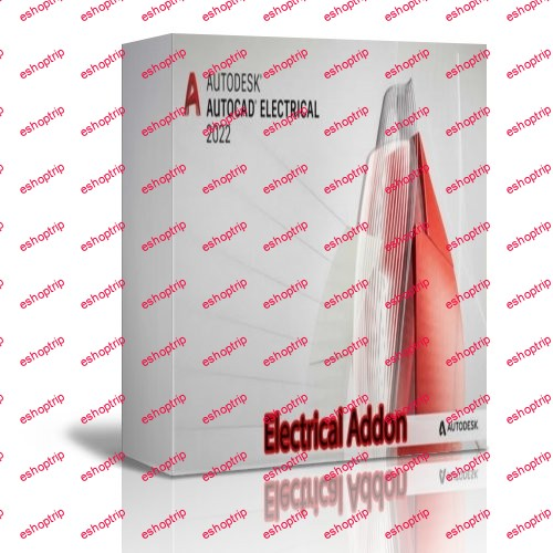 Electrical Addon for Autodesk AutoCAD 2022 x64