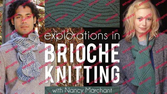 Explorations in Brioche Knitting