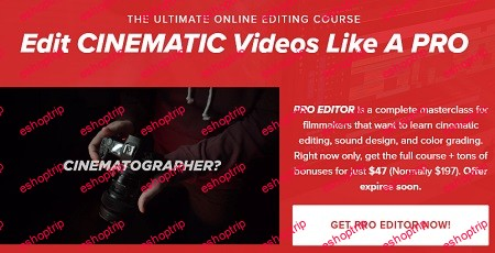 Pro Editor Cinema Mastery