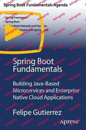 Spring Boot Fundamentals Building Java Based Microservices and Enterprise Native Cloud Applications