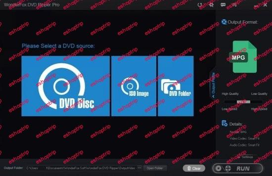 WonderFox DVD Ripper Pro 17.5