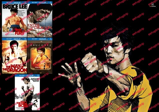 Bruce Lee Collection 1080p