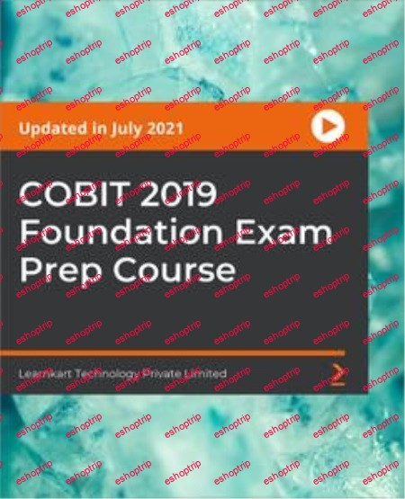 COBIT 2019 Foundation Exam Prep Course