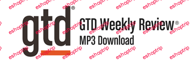 David Allen GTD Weekly Review