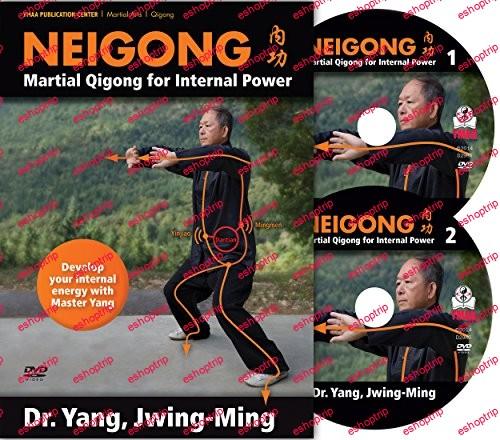 Dr. Yang Jwing Ming Neigong Martial Qigong for Internal Power