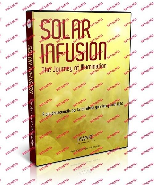 Leigh Spusta Solar Infusion The Journey of Illumination