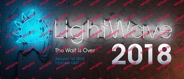 Lightwave 2018 Content