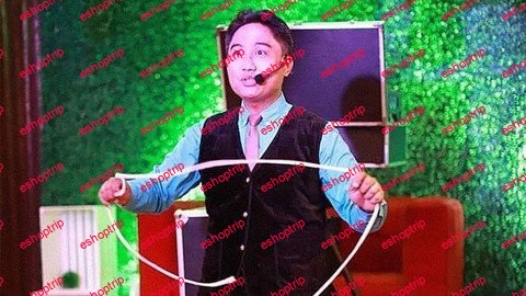 Magic Tricks For Stage Comedy and Kids Entertainment Vol 2