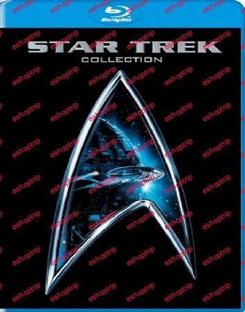 Star Trek Movie Collection 1080p