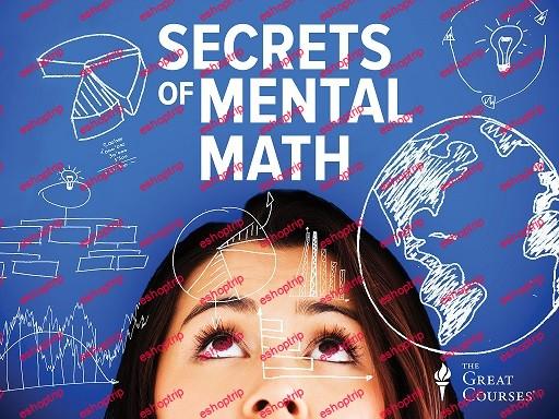 TTC Video The Secrets of Mental Math